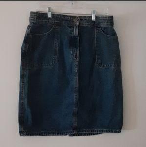 3 for 20 Eddie Bauer size 12 skirt